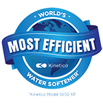 World's Most Efficient Water Softener Seal